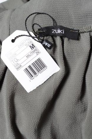 Дамски гащеризон Zuiki, Размер M, Цвят Зелен, 95% полиестер, 5% еластан, Цена 32,45лв.