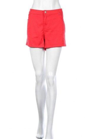 Дамски къс панталон Breakers, Размер XL, Цвят Червен, Памук, еластан, Цена 3,66лв.