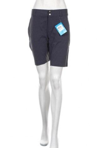Дамски къс панталон Columbia, Размер M, Цвят Син, 96% полиамид, 4% еластан, Цена 43,07лв.