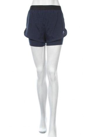 Γυναικείο κοντό παντελόνι Head, Μέγεθος S, Χρώμα Μπλέ, Τιμή 16,24€