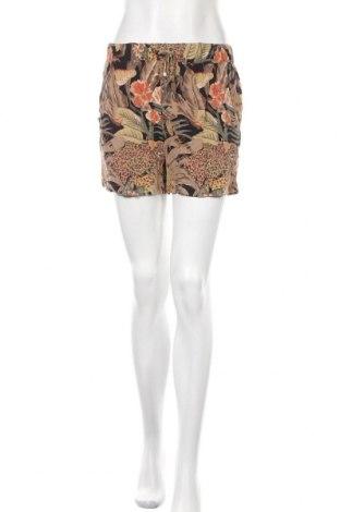 Γυναικείο κοντό παντελόνι Object, Μέγεθος M, Χρώμα Πολύχρωμο, Βισκόζη, Τιμή 17,63€