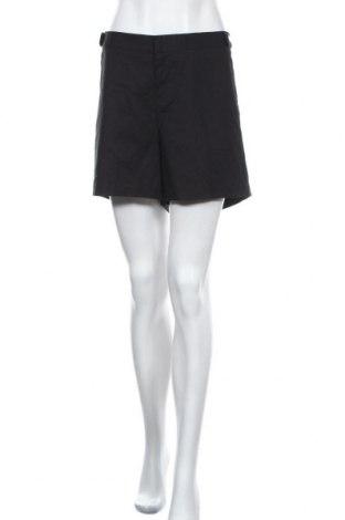 Дамски къс панталон Torrid, Размер XXL, Цвят Черен, 97% памук, 3% еластан, Цена 23,21лв.