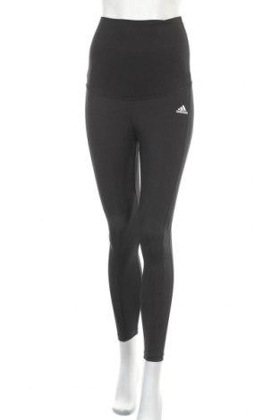 Дамски клин Adidas, Размер M, Цвят Черен, 89% полиестер, 11% еластан, Цена 69,00лв.