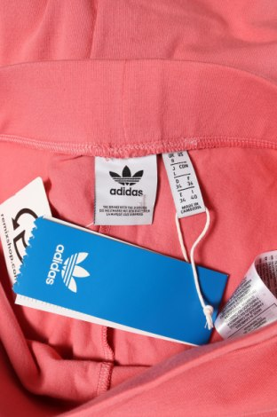 Дамски клин Adidas Originals, Размер XS, Цвят Розов, 93% памук, 7% еластан, Цена 66,75лв.