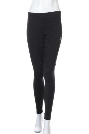 Γυναικείο κολάν Adidas Originals, Μέγεθος L, Χρώμα Μαύρο, 93% βαμβάκι, 7% ελαστάνη, Τιμή 31,20€