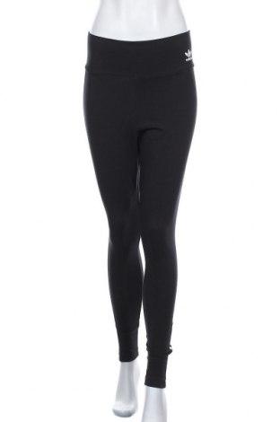 Дамски клин Adidas Originals, Размер M, Цвят Черен, 92% памук, 8% еластан, Цена 67,32лв.