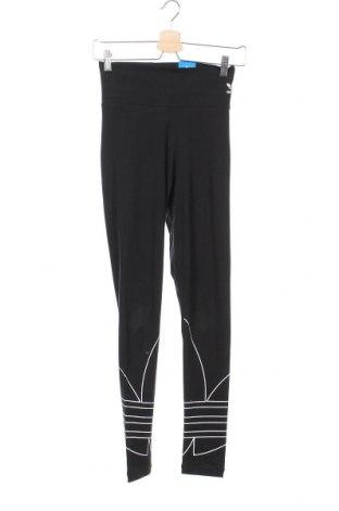 Γυναικείο κολάν Adidas Originals, Μέγεθος XXS, Χρώμα Μαύρο, 93% βαμβάκι, 7% ελαστάνη, Τιμή 37,25€