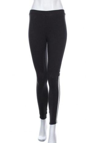 Γυναικείο κολάν Adidas Originals, Μέγεθος S, Χρώμα Μαύρο, 93% βαμβάκι, 7% ελαστάνη, Τιμή 29,73€