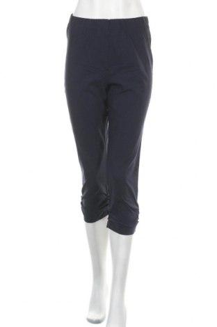 Γυναικείο κολάν Aniston, Μέγεθος M, Χρώμα Μπλέ, 70% βαμβάκι, 26% πολυεστέρας, 4% ελαστάνη, Τιμή 12,57€