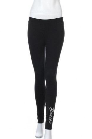 Γυναικείο κολάν Bench, Μέγεθος S, Χρώμα Μαύρο, 95% βαμβάκι, 5% ελαστάνη, Τιμή 22,20€