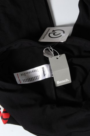 Дамски клин Bench, Размер S, Цвят Черен, 95% памук, 5% еластан, Цена 31,27лв.