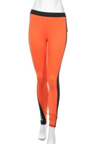 Γυναικείο κολάν Bikkembergs, Μέγεθος S, Χρώμα Πορτοκαλί, 66% πολυαμίδη, 14% ελαστάνη, Τιμή 45,21€