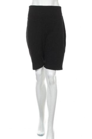 Дамски клин Boohoo, Размер XL, Цвят Черен, 95% полиестер, 5% еластан, Цена 23,10лв.