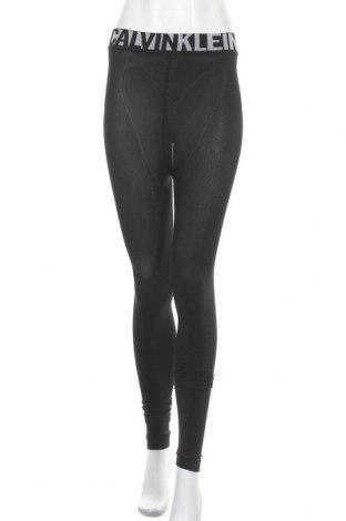 Дамски клин Calvin Klein, Размер M, Цвят Черен, 64% полиестер, 30% полиамид, 6% еластан, Цена 74,25лв.