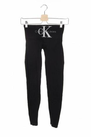 Дамски клин Calvin Klein, Размер S, Цвят Черен, 94% полиамид, 6% еластан, Цена 79,57лв.