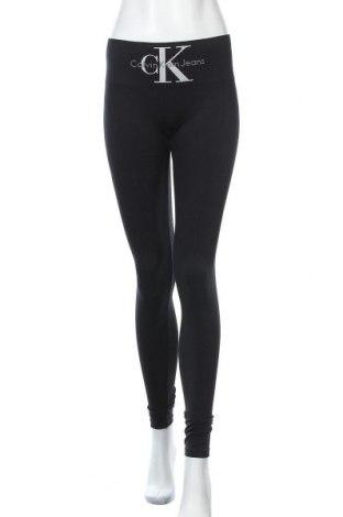 Дамски клин Calvin Klein, Размер L, Цвят Черен, 94% полиамид, 6% еластан, Цена 63,22лв.