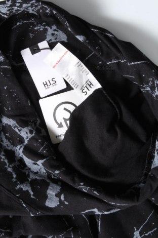 Дамски клин H.i.s, Размер L, Цвят Черен, 94% памук, 6% еластан, Цена 28,47лв.