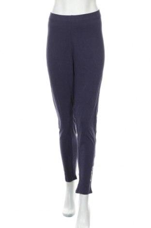 Γυναικείο κολάν Kangaroos, Μέγεθος XXL, Χρώμα Μπλέ, 95% βαμβάκι, 5% ελαστάνη, Τιμή 14,23€