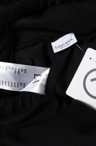 Дамски клин Lascana, Размер XS, Цвят Черен, 90% памук, 10% еластан, Цена 48,00лв.