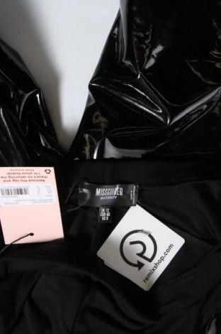 Клин за бременни Missguided, Размер M, Цвят Черен, Полиуретан, Цена 24,38лв.