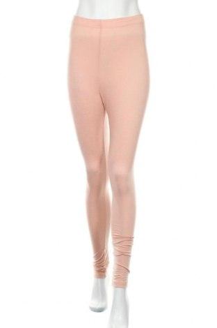 Γυναικείο κολάν Missguided, Μέγεθος M, Χρώμα Ρόζ , 75% πολυεστέρας, 20% βισκόζη, 5% ελαστάνη, Τιμή 12,37€