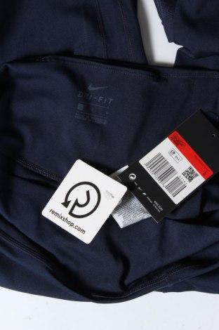 Дамски клин Nike, Размер L, Цвят Син, Полиестер, еластан, Цена 66,75лв.