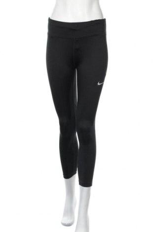 Дамски клин Nike, Размер M, Цвят Черен, 83% полиестер, 17% еластан, Цена 73,50лв.