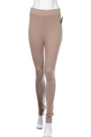 Γυναικείο κολάν Nly Trend, Μέγεθος S, Χρώμα  Μπέζ, 97% βαμβάκι, 3% ελαστάνη, Τιμή 12,62€