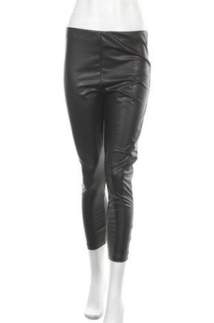 Дамски кожен клин Dorothy Perkins, Размер XL, Цвят Черен, Еко кожа, Цена 25,97лв.