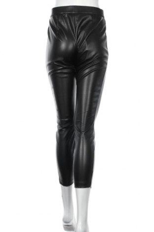 Дамски кожен клин ONLY, Размер M, Цвят Черен, Еко кожа, Цена 19,74лв.