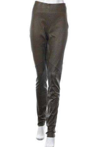 Γυναικείο δερμάτινο κολάν Y.A.S, Μέγεθος XL, Χρώμα Πράσινο, Γνήσιο δέρμα, Τιμή 89,38€