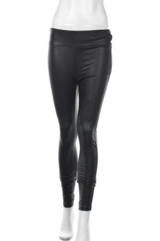 Дамски кожен панталон Forever New, Размер S, Цвят Черен, Еко кожа, Цена 32,86лв.