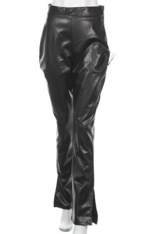 Γυναικείο παντελόνι δερμάτινο Nly Trend, Μέγεθος M, Χρώμα Μαύρο, Δερματίνη, Τιμή 16,70€