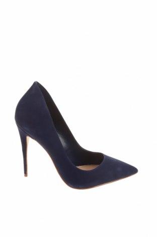 Γυναικεία παπούτσια Aldo, Μέγεθος 40, Χρώμα Μπλέ, Φυσικό σουέτ, Τιμή 30,81€