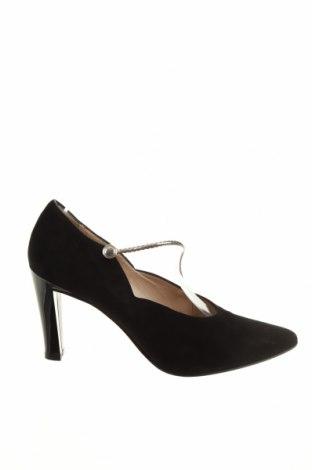Γυναικεία παπούτσια Baldinini, Μέγεθος 38, Χρώμα Μαύρο, Φυσικό σουέτ, Τιμή 103,66€