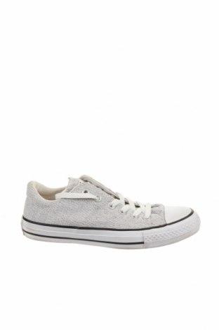 Γυναικεία παπούτσια Converse, Μέγεθος 37, Χρώμα Γκρί, Κλωστοϋφαντουργικά προϊόντα, Τιμή 25,83€