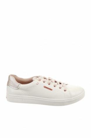 Дамски обувки Dockers by Gerli, Размер 41, Цвят Бял, Еко кожа, Цена 40,05лв.