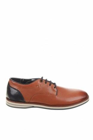 Детски обувки Friboo, Размер 38, Цвят Кафяв, Естествена кожа, Цена 66,75лв.