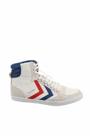 Γυναικεία παπούτσια Hummel, Μέγεθος 38, Χρώμα Πολύχρωμο, Κλωστοϋφαντουργικά προϊόντα, φυσικό σουέτ, Τιμή 30,62€