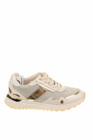 Dámské boty  MICHAEL Michael Kors, Velikost 37, Barva Béžová, Pravá kůže, textile , Cena  3793,00Kč