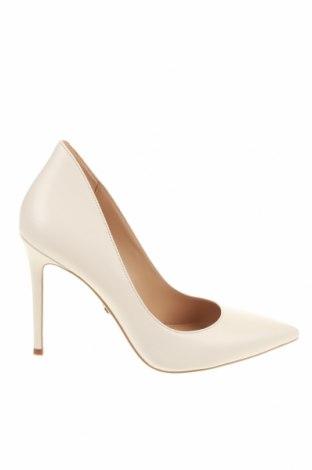 Дамски обувки Michael Kors, Размер 42, Цвят Екрю, Естествена кожа, Цена 250,92лв.