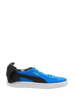 Dámské boty  PUMA, Velikost 37, Barva Modrá, Přírodní velur , Cena  646,00Kč