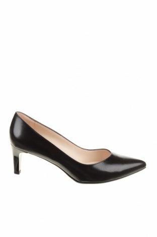 Γυναικεία παπούτσια Peter Kaiser, Μέγεθος 40, Χρώμα Μαύρο, Γνήσιο δέρμα, Τιμή 67,73€