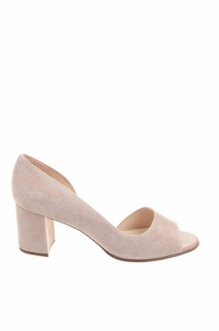 Γυναικεία παπούτσια Peter Kaiser, Μέγεθος 41, Χρώμα Ρόζ , Φυσικό σουέτ, Τιμή 67,73€