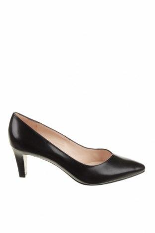 Γυναικεία παπούτσια Peter Kaiser, Μέγεθος 39, Χρώμα Μαύρο, Γνήσιο δέρμα, Τιμή 67,73€