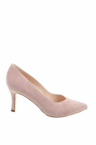 Γυναικεία παπούτσια Peter Kaiser, Μέγεθος 37, Χρώμα Ρόζ , Φυσικό σουέτ, Τιμή 67,73€