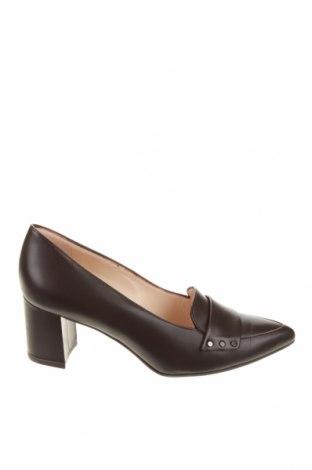Γυναικεία παπούτσια Peter Kaiser, Μέγεθος 37, Χρώμα Καφέ, Γνήσιο δέρμα, Τιμή 70,82€