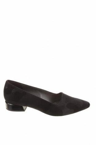 Γυναικεία παπούτσια Peter Kaiser, Μέγεθος 43, Χρώμα Μαύρο, Κλωστοϋφαντουργικά προϊόντα, Τιμή 70,82€
