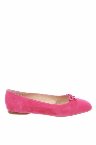 Γυναικεία παπούτσια Peter Kaiser, Μέγεθος 42, Χρώμα Ρόζ , Φυσικό σουέτ, Τιμή 70,82€