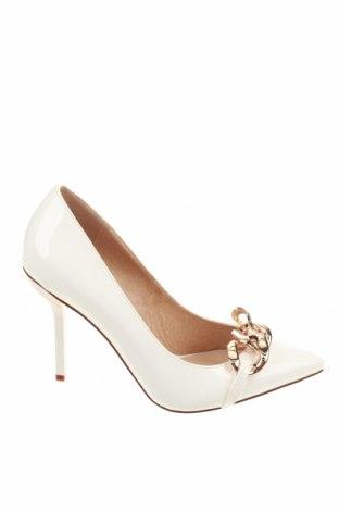 Γυναικεία παπούτσια Raid, Μέγεθος 39, Χρώμα Λευκό, Δερματίνη, Τιμή 26,68€
